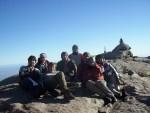 En la cima del Champaquí